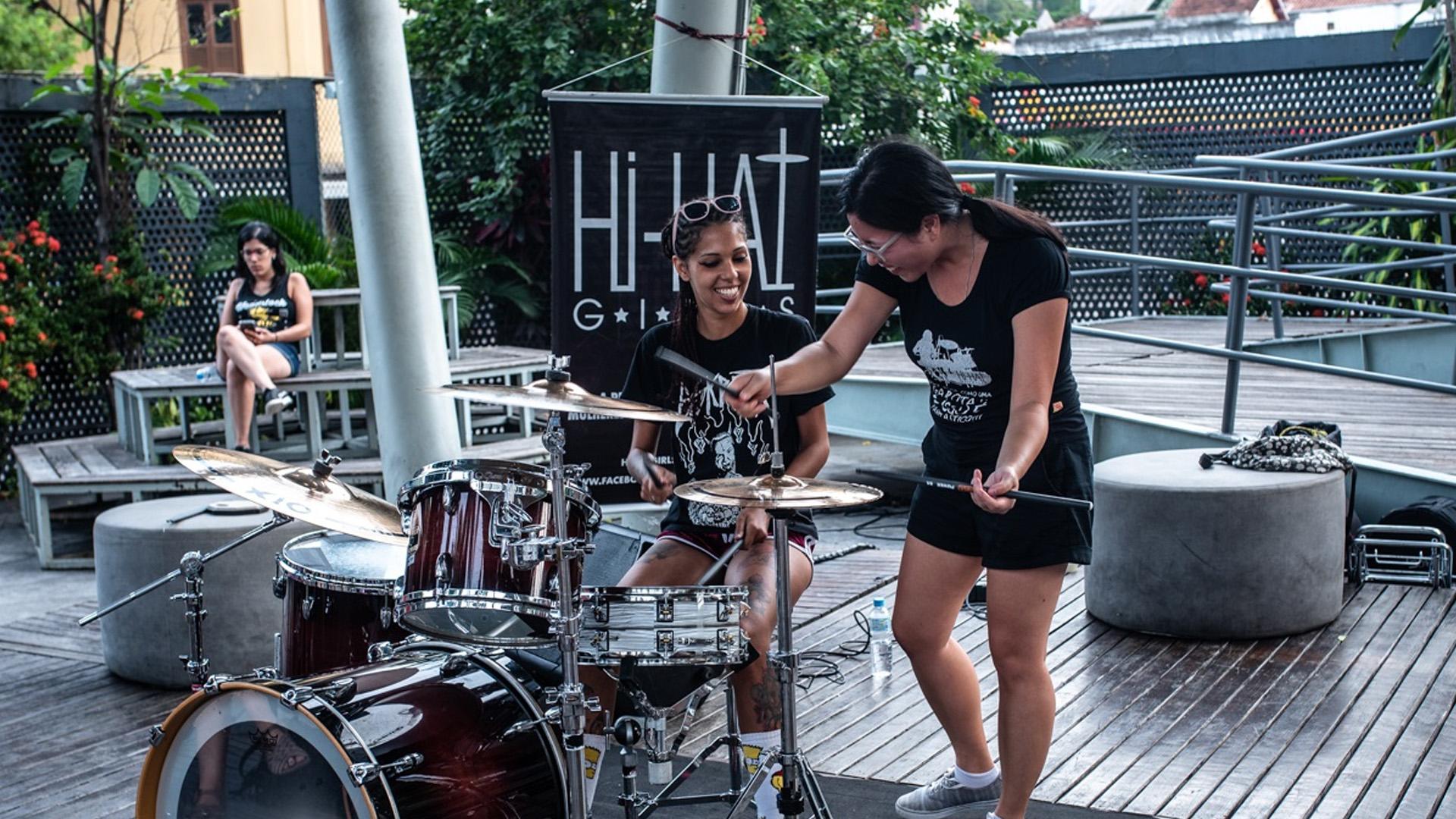 Hi Hat Girls